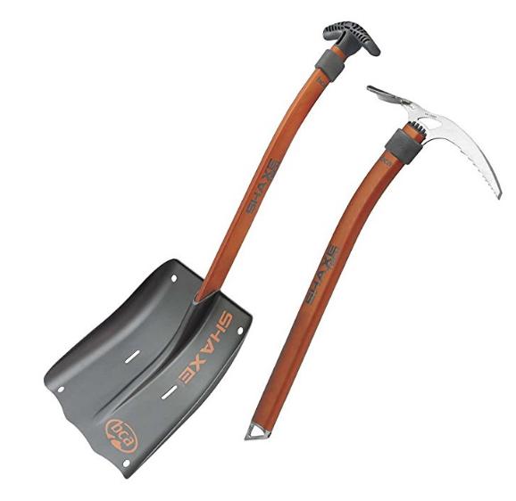 backcountry access (bca) shaxe tech avalanche shovel