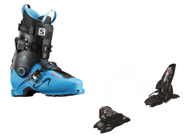 2019 2020 Salomon MTN Explore W BLISTER